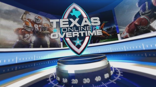 Texas Online Overtime: Week 8
