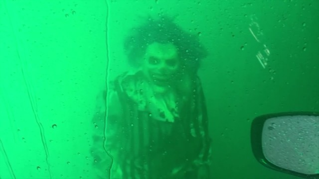 Haunted car wash in Ohio creating shiny, clean scares