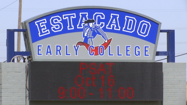 Lubbock ISD offer free college credit at Estacado ECHS