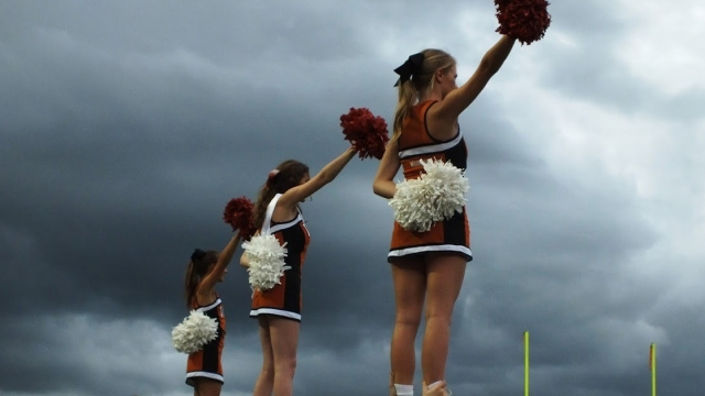 One-third of Westwood High cheer team kicked off over violations