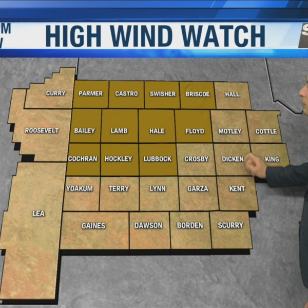 KAMC Weather Webcast with Meteorologist Jacob Riley: November 29th, 2019