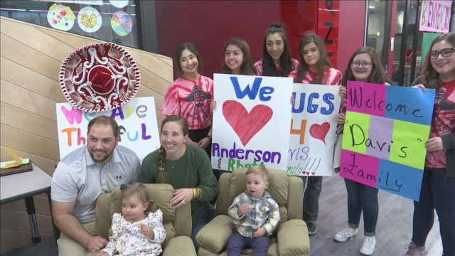 Midland-Odessa shooting survivor receives special gift from Lubbock-Cooper students