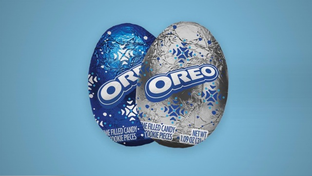 Oreo releases creme-filled eggs, rivaling Easter staple
