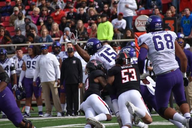 Texas Tech's comeback falls short, Red Raiders fall to TCU 33-31