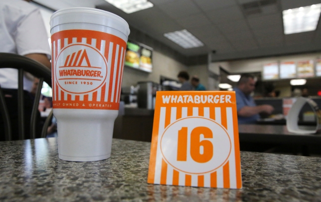 Report: Whataburger spends $200 thousand per year replacing stolen table tents