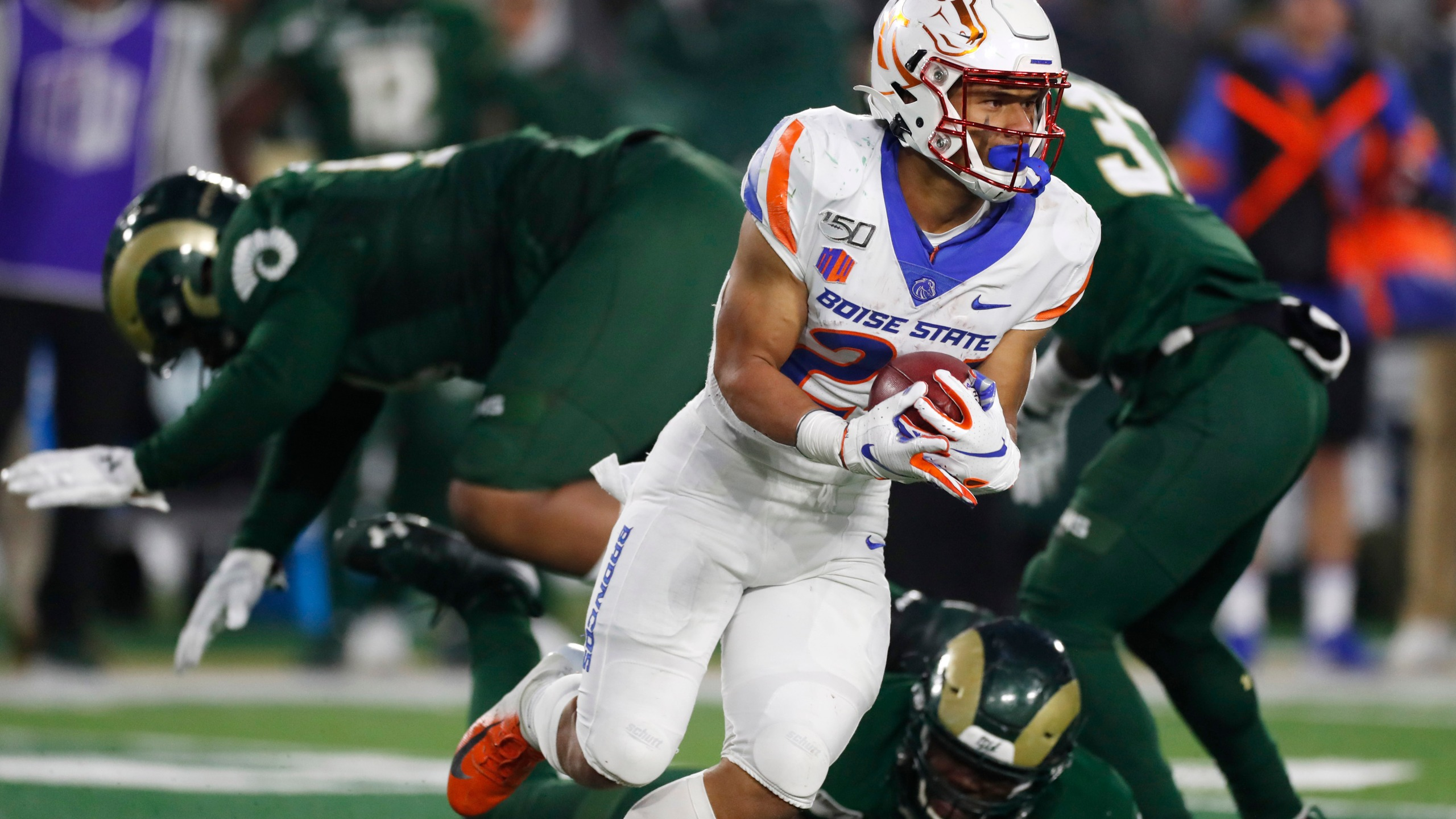 New Years Six Bowls 2020.No 19 Boise St Eyes Another Mwc Title New Year S Six Berth