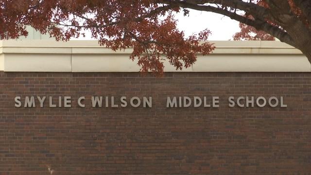 Smylie Wilson student arrested, gun found in backpack