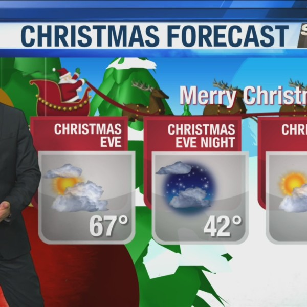 KAMC Weather Webcast with Meteorologist Jacob Riley: December 23rd, 2019