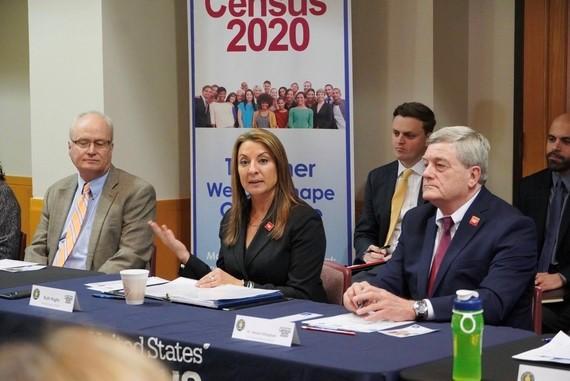 U.S. Census Bureau director promotes census job opportunities in Texas