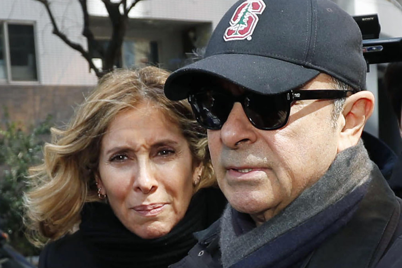 From Lebanon Ghosn Defiant Against Japan S Justice System Klbk Kamc Everythinglubbock Com