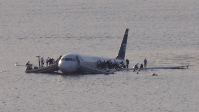 "11 years since the ""Miracle on the Hudson"""