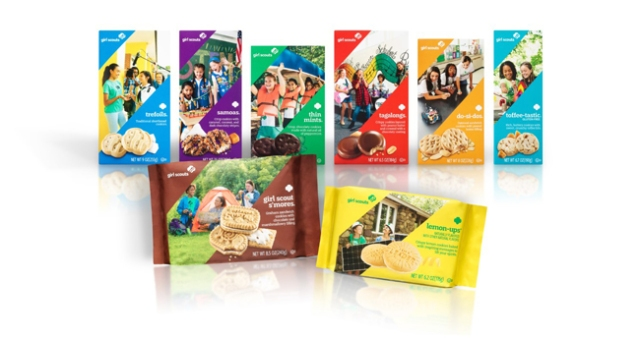 2020 cookie season launches for the Girl Scouts of Texas Oklahoma Plains