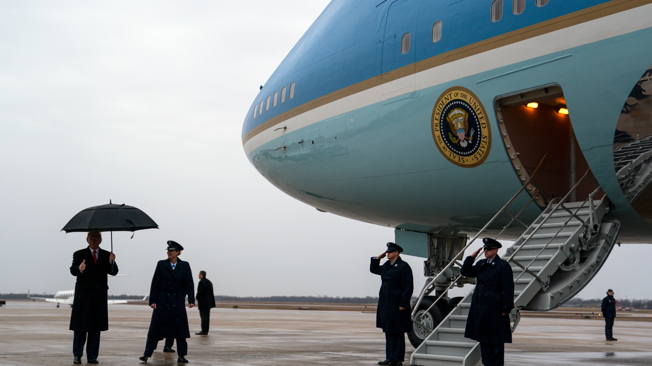 Air Force One Comes To West Texas Here Are Some Facts Klbk Kamc Everythinglubbock Com
