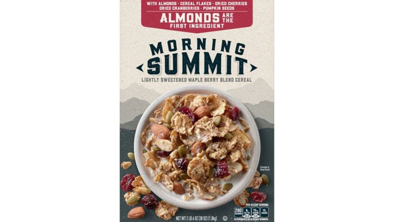 General Mills charging $13 for box of 'Morning Summit' cereal