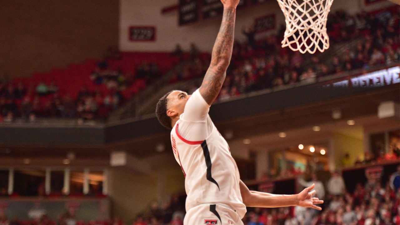 No. 22 Texas Tech comes out flat in 65-51 loss to Oklahoma