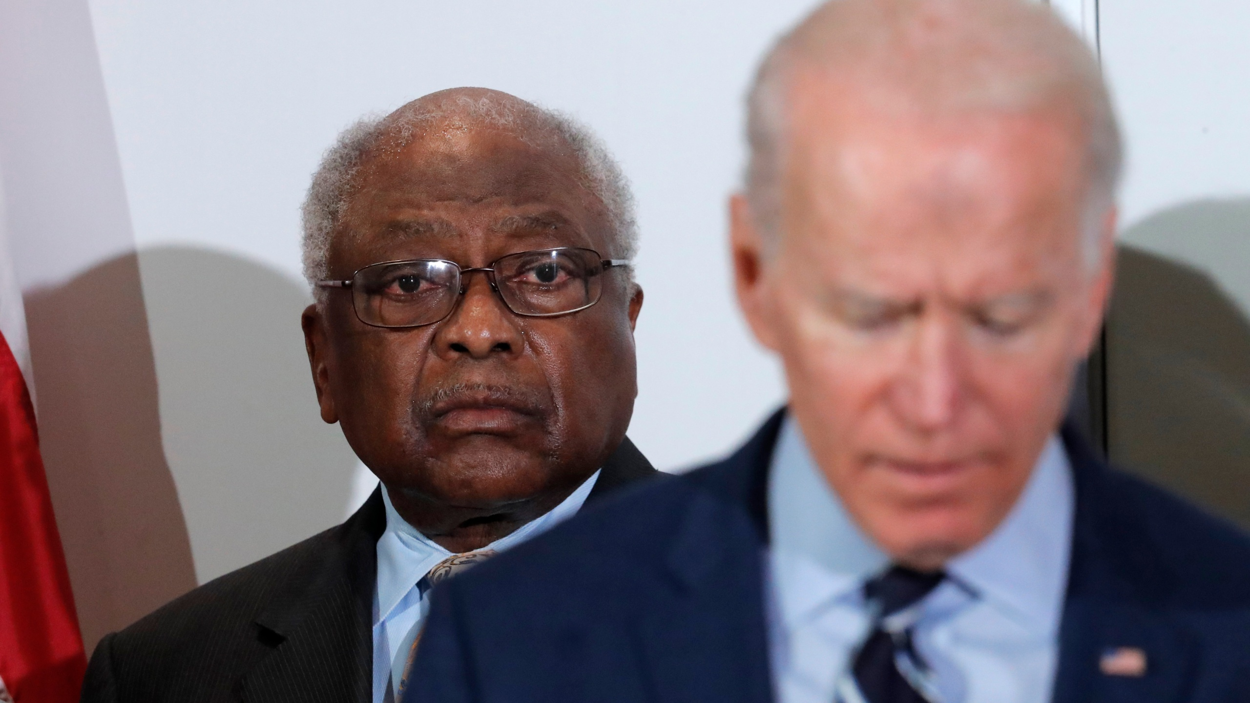 Jim Clyburn, Joe Biden