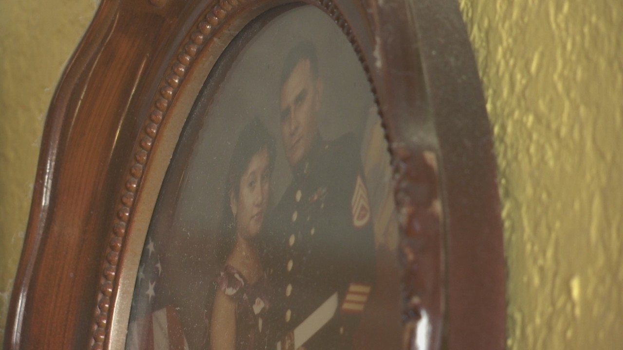 Remarkable Women finalist: Military wife, mother does it all for 45 years