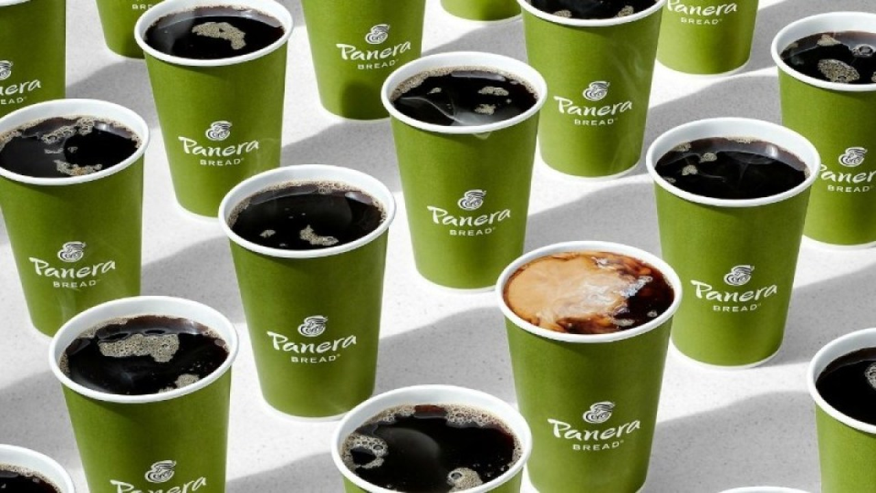Panera Bread offers unlimited coffee for just $8.99 a month