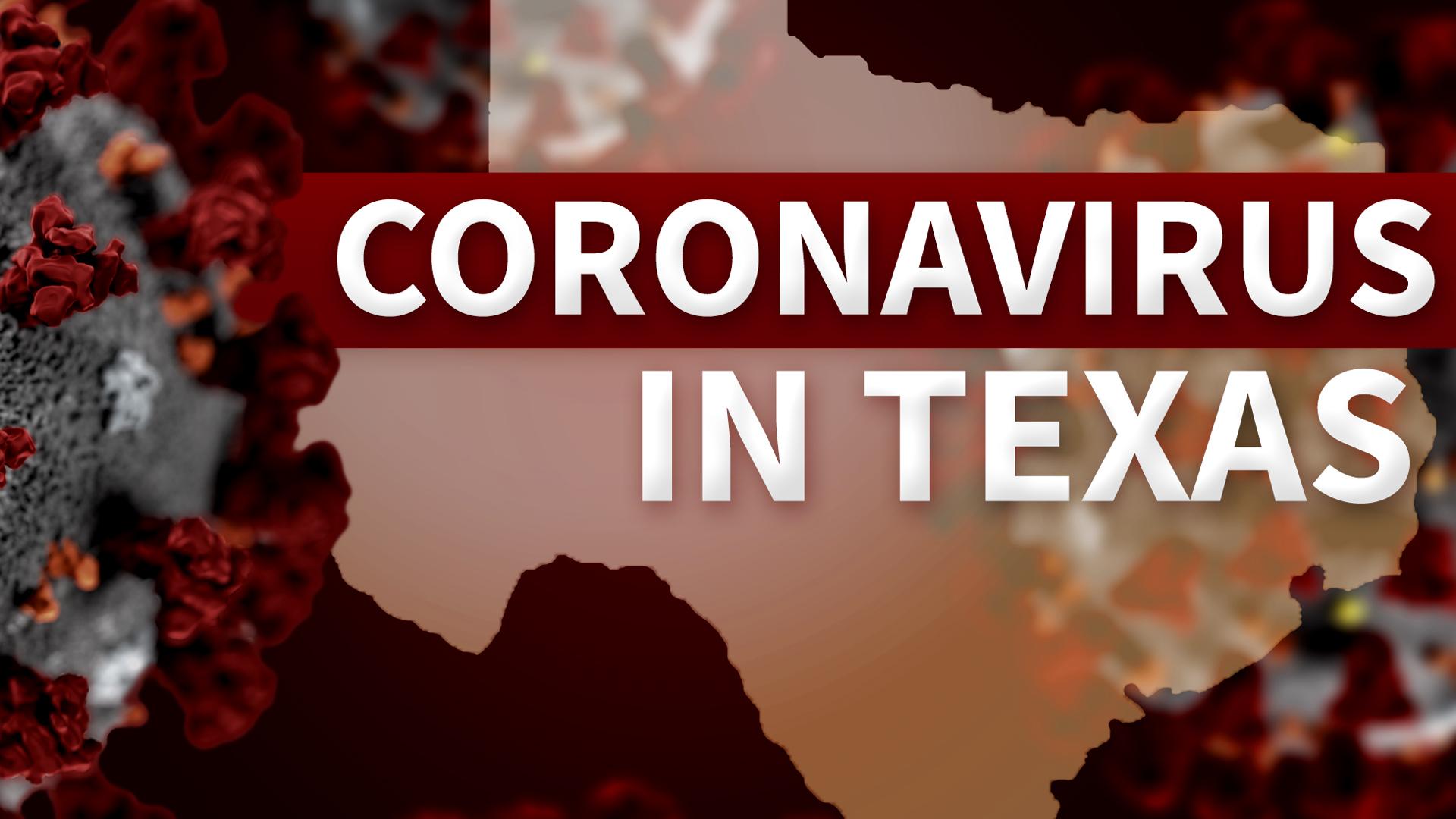coronavirus texas