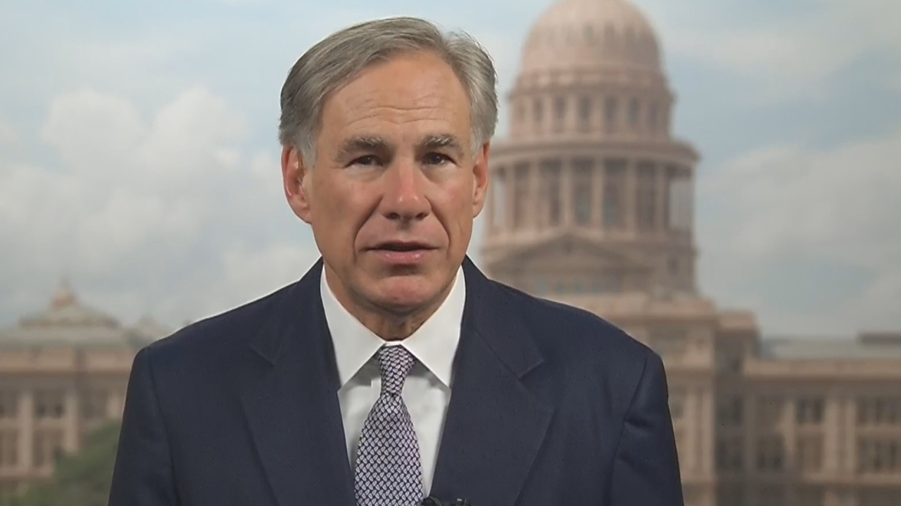 Texas governor backs law to prohibit Facebook and Twitter from banning users
