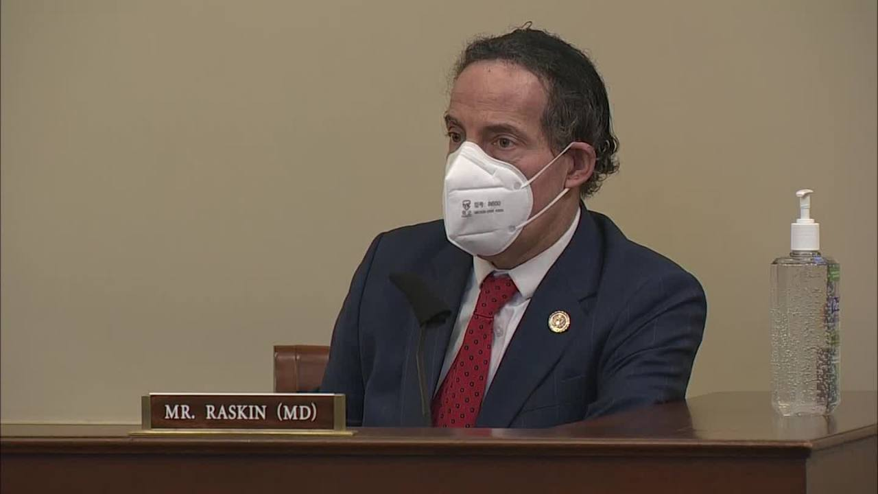 Debate over wearing masks becoming 'too politicized' on Capitol Hill