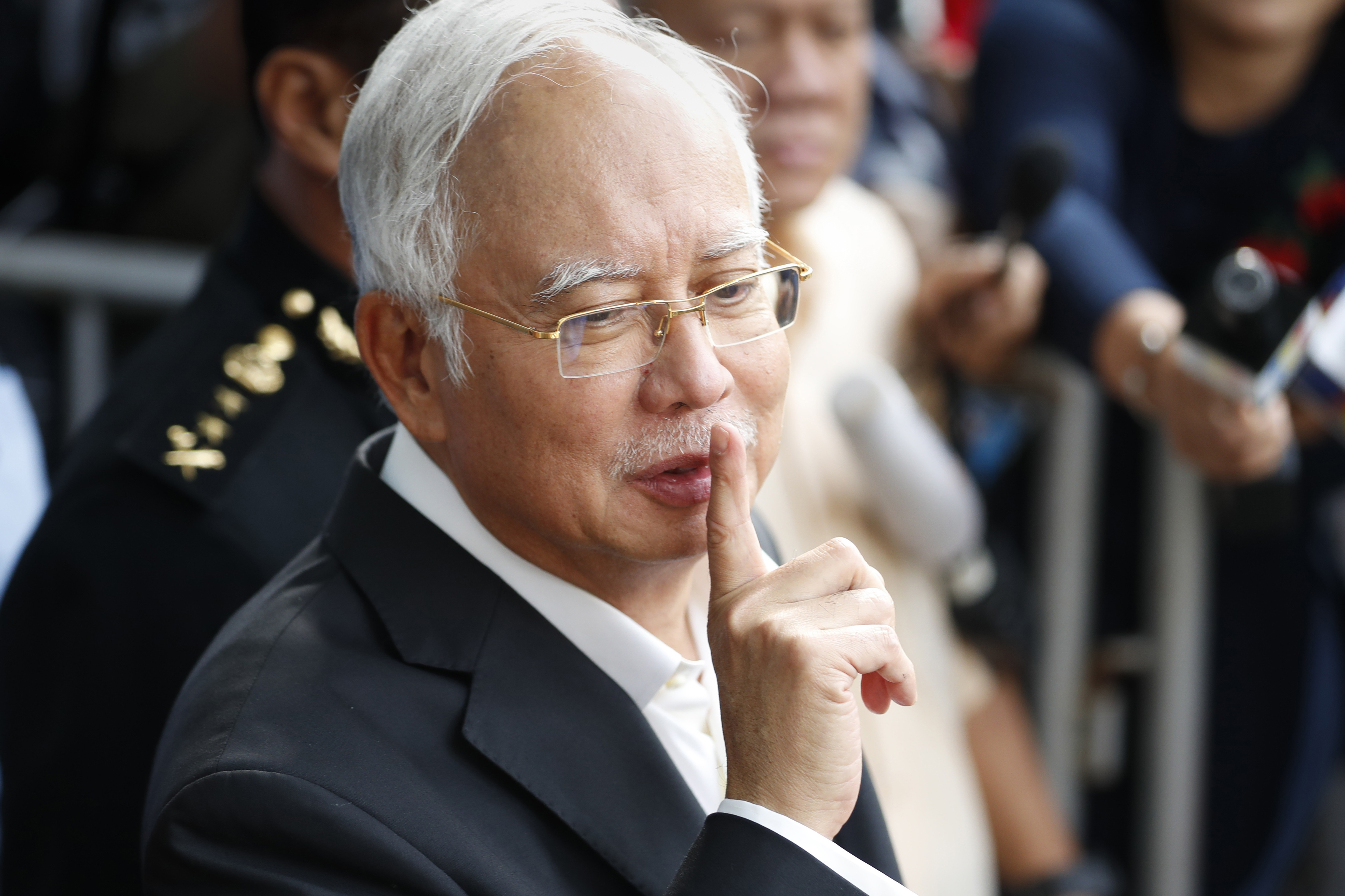 Graft Verdict For Malaysia Ex Leader A Test Of Rule Of Law Klbk Kamc Everythinglubbock Com