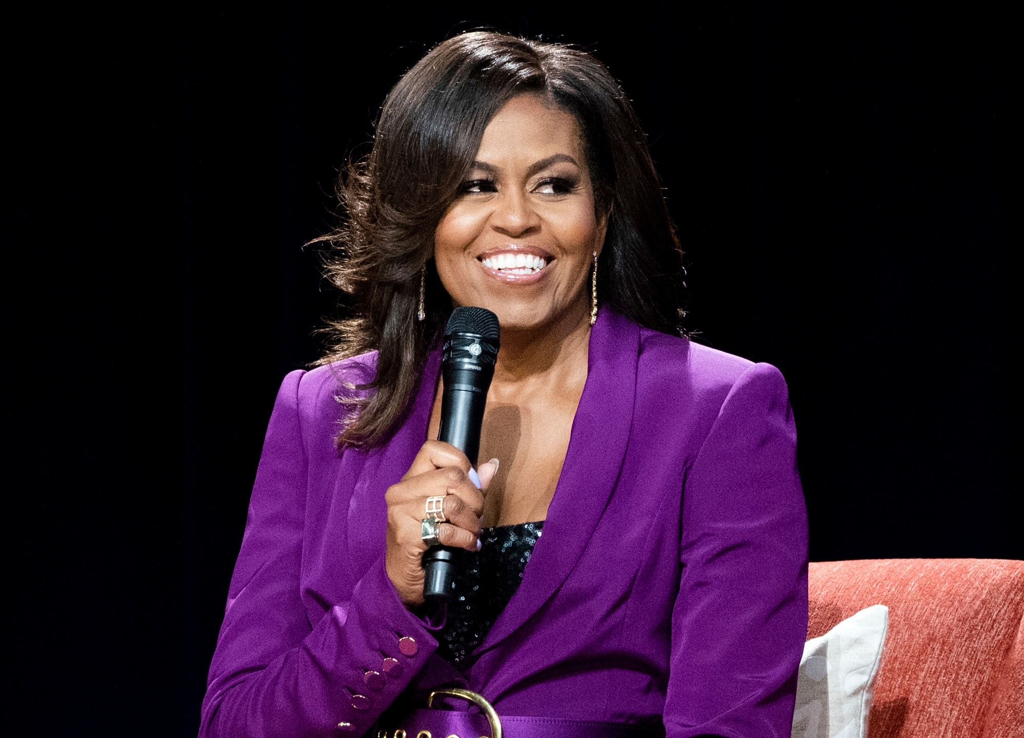 Michelle Obama, Gayle King