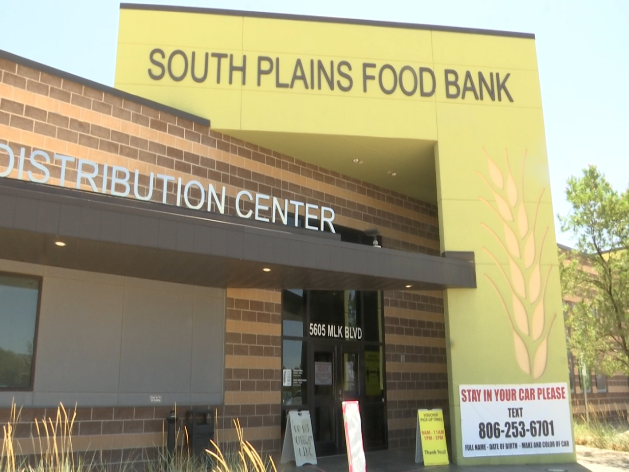 South Plains Food Bank sees 70% increase in people needing ...