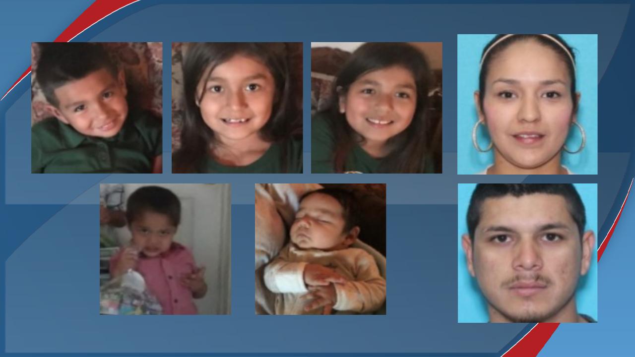 5 Texas Children Found Safe After Amber Alert Klbk Kamc Everythinglubbock Com