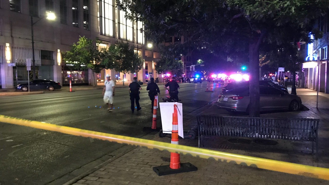 State of Texas: Guns and self defense at issue in deadly shooting at protest