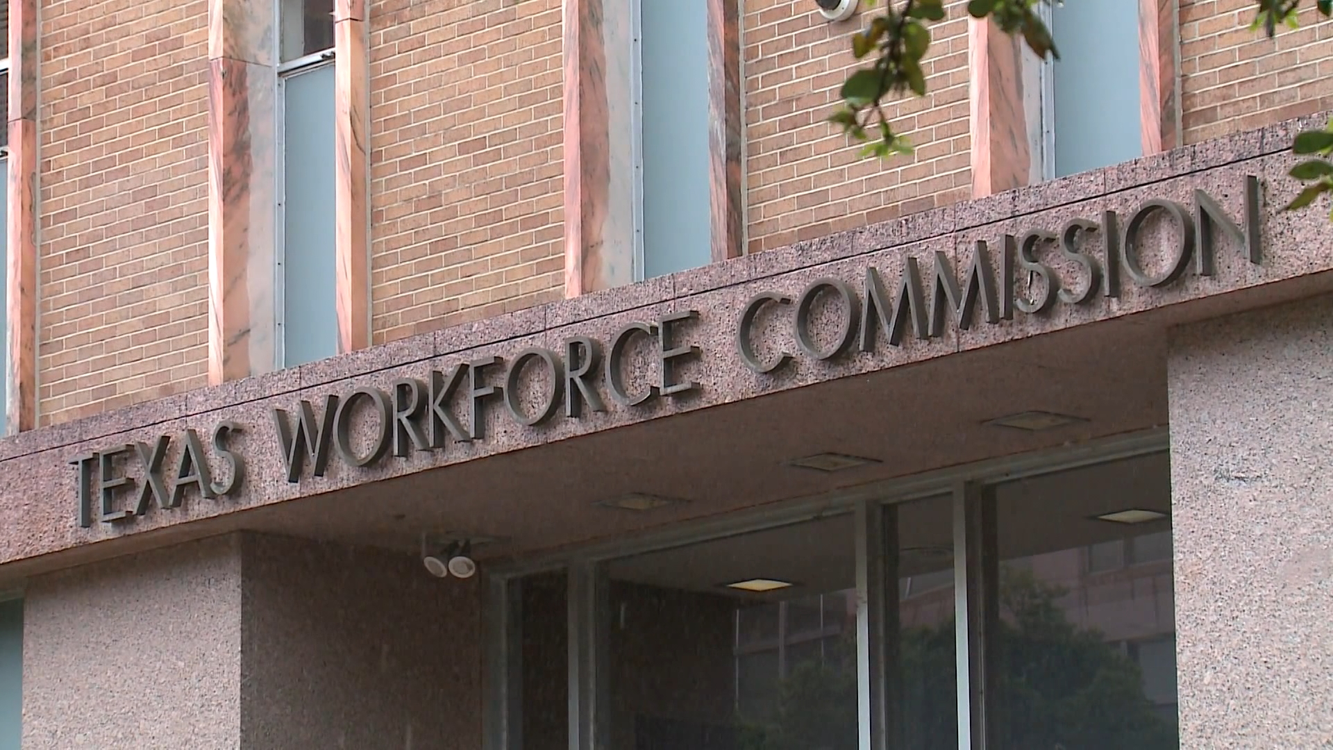 Texas Workforce Commission - 1920