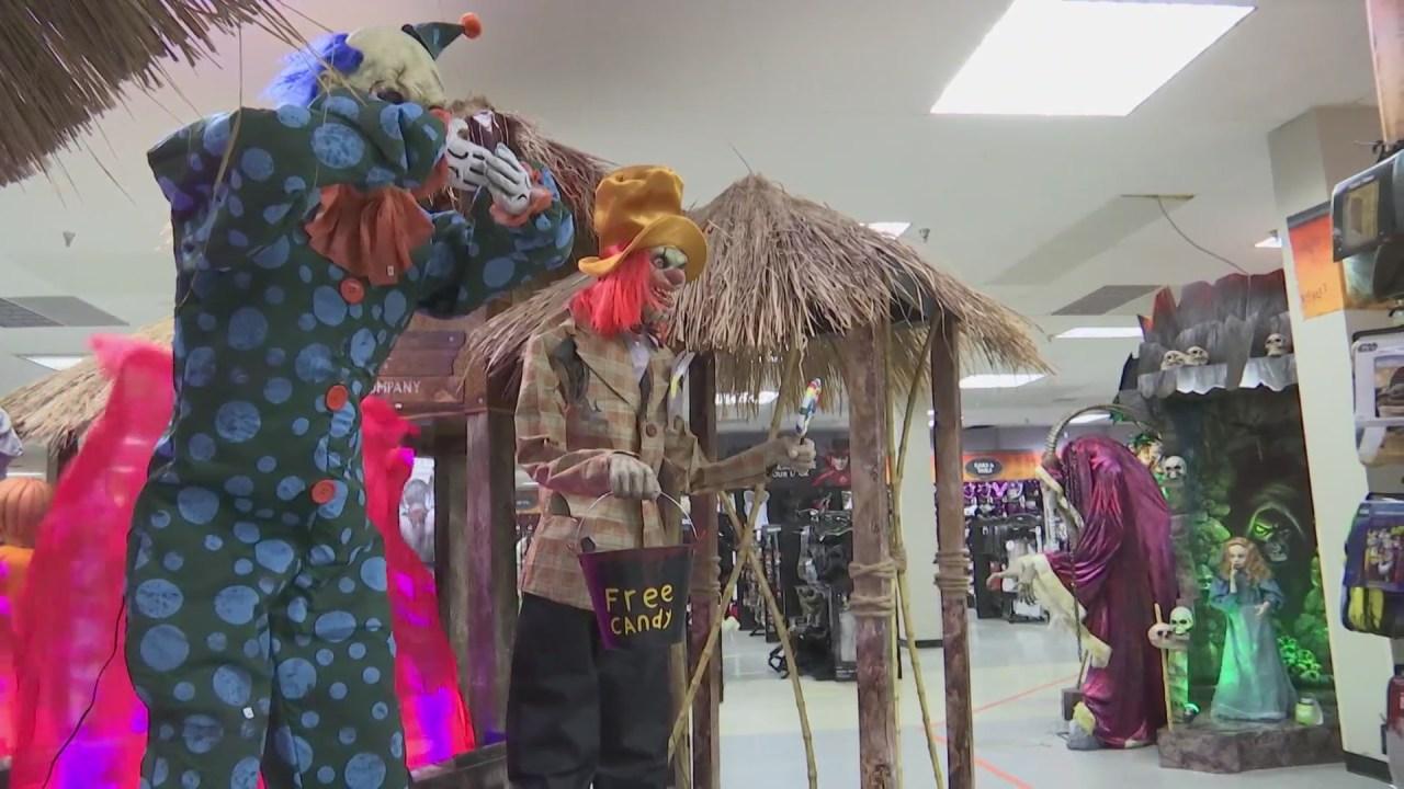 Halloween Events Lubbock Texas 2020 Spirit Halloween open at the South Plains Mall | KLBK | KAMC
