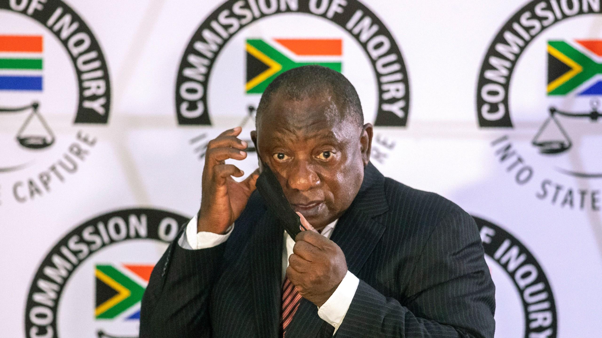 Cyril Ramaphosa, Tshepo Motsepe