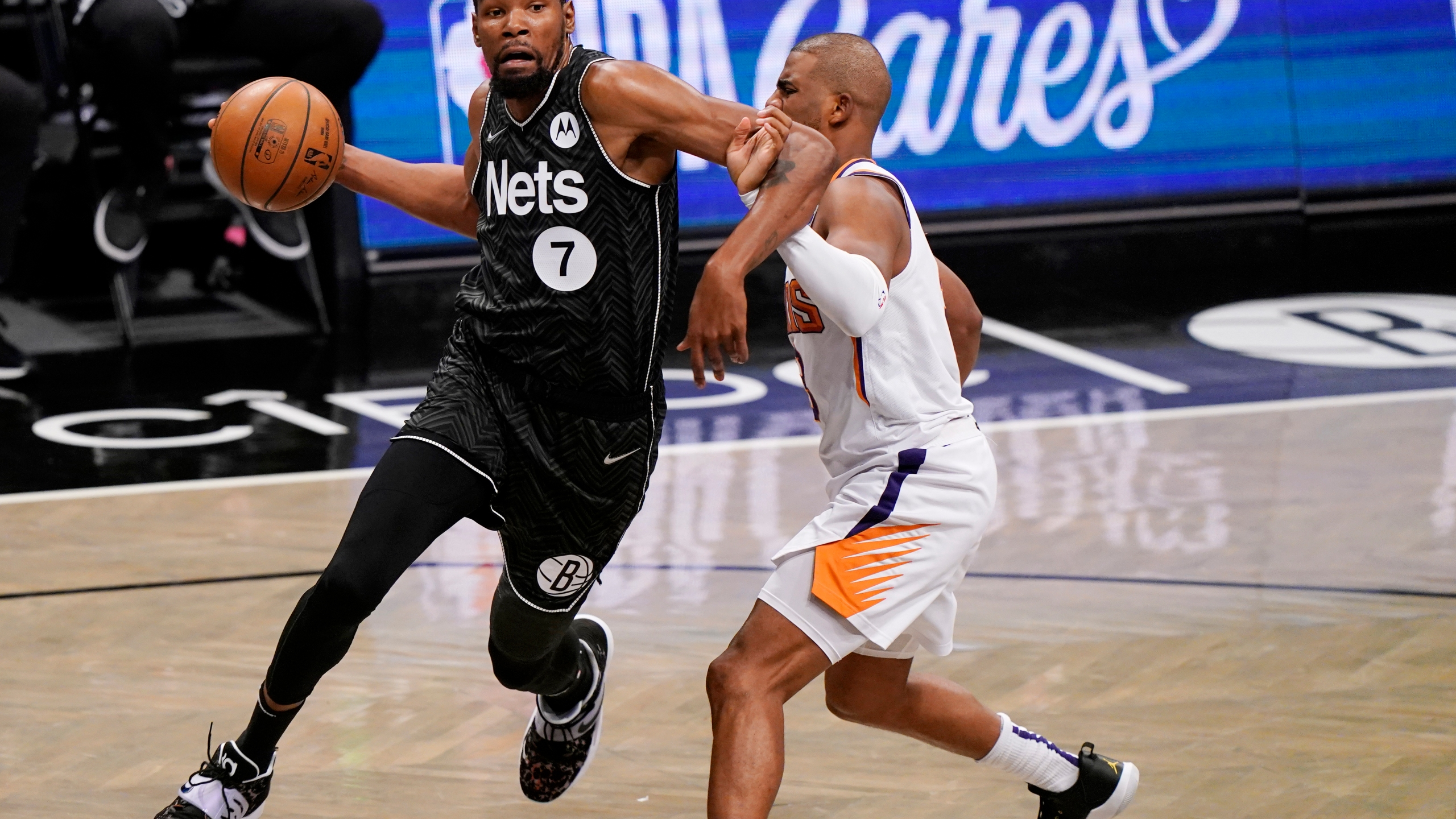Kevin Durant, Chris Paul