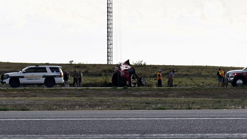 Fatal Rollover Crash on US 84 (5-2-21)
