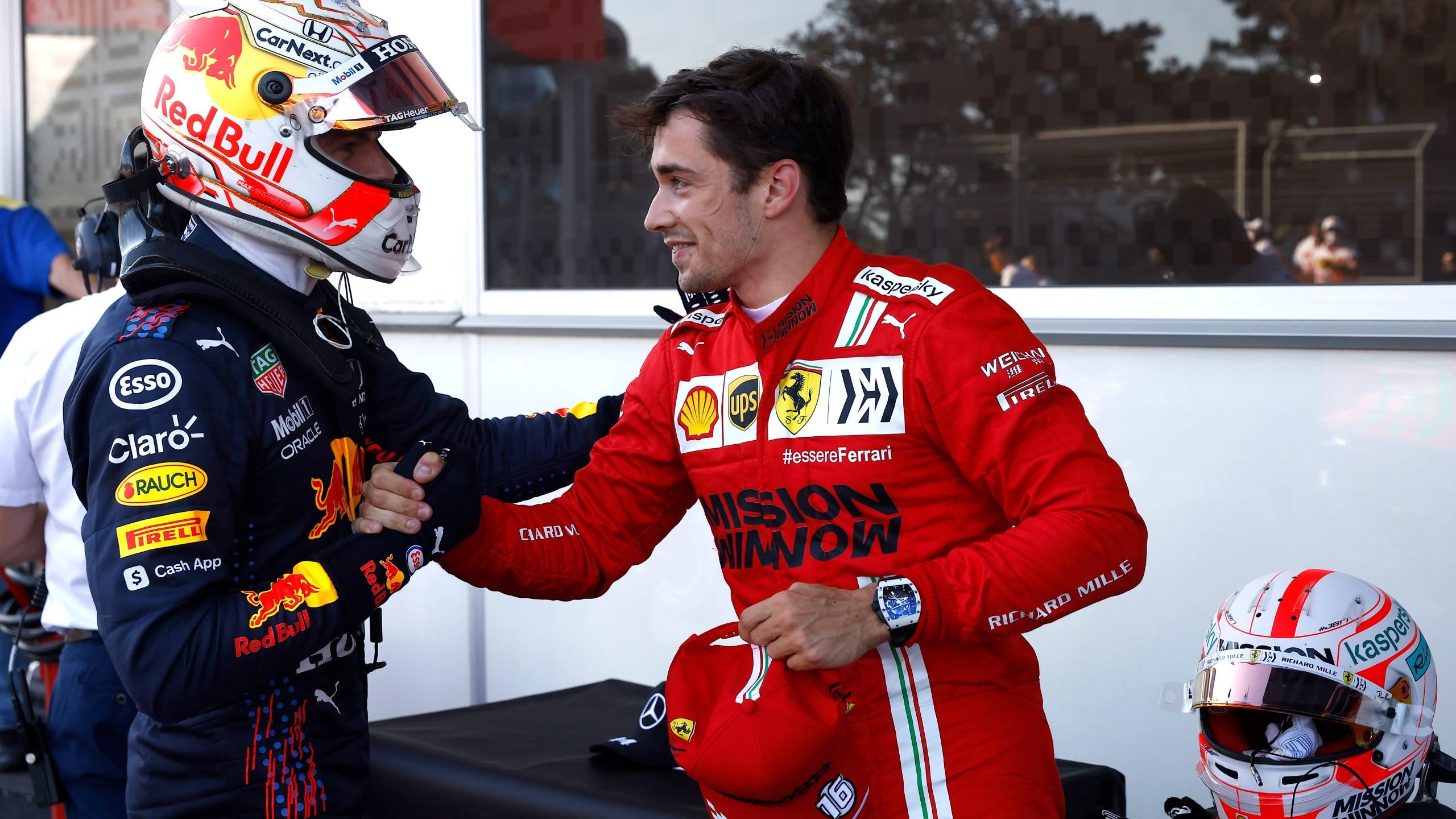 F1 Grand Prix of Azerbaijan - Previews