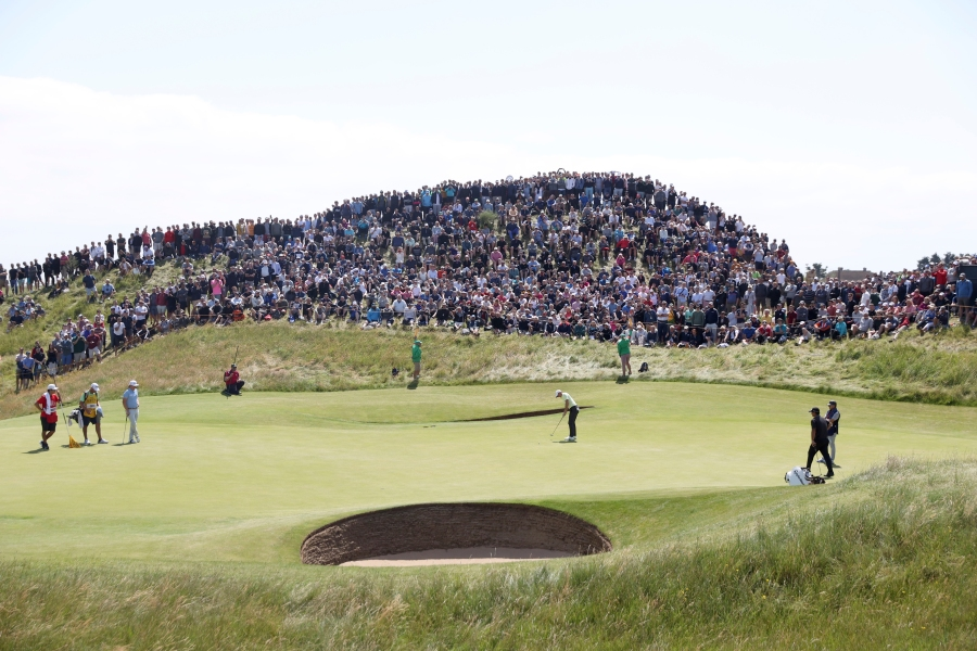 The Latest: Oosthuizen takes 1-shot lead into Sunday at ...