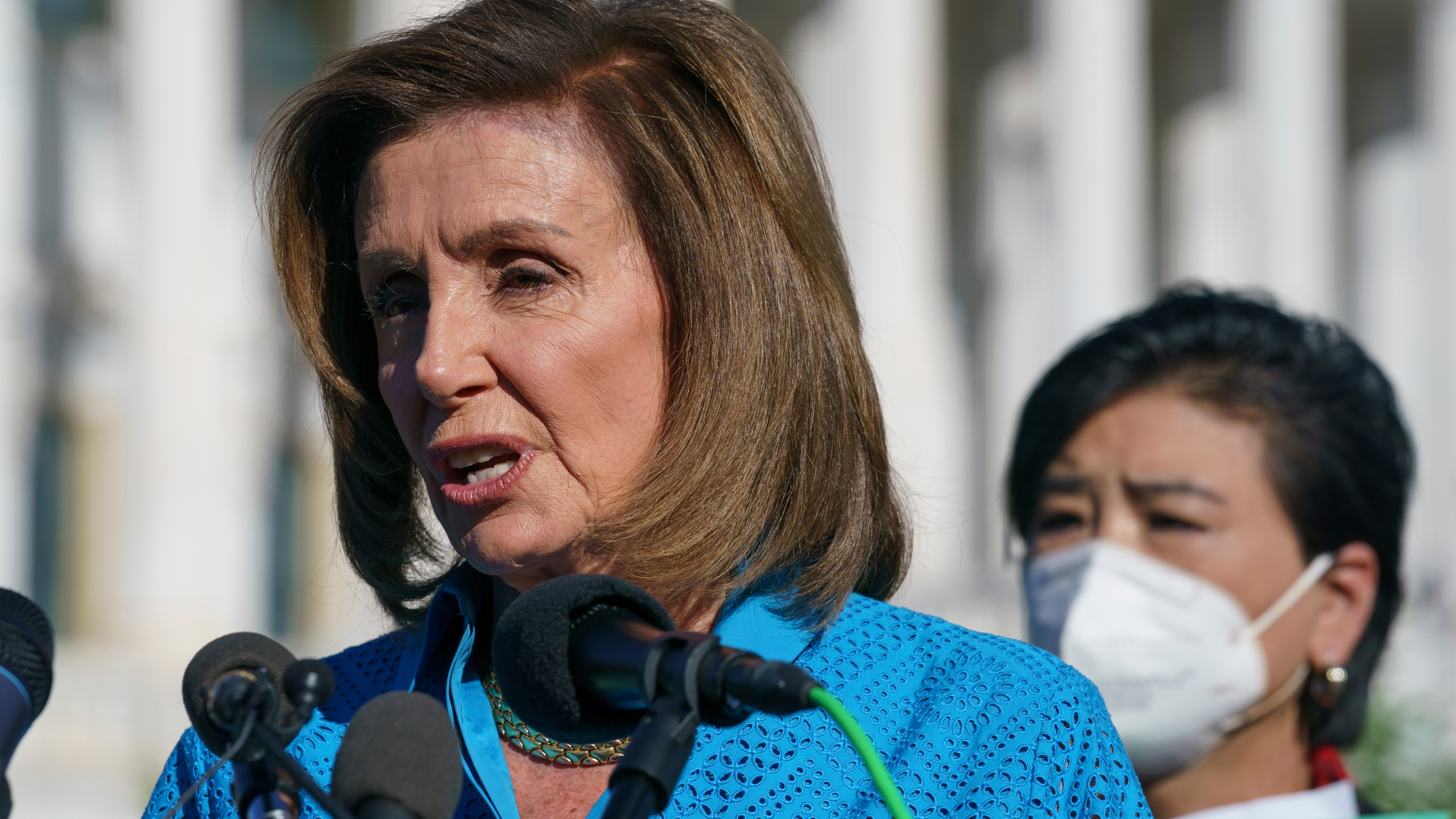 Nancy Pelosi, Judy Chu