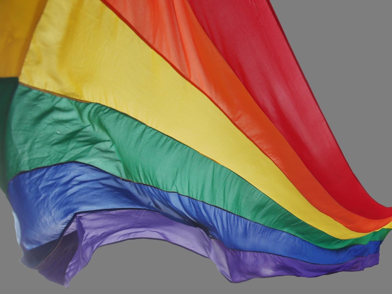 Gay Flag (AP Photo) - 1280